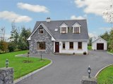 Cois Chlair, Carrowbaun West, Ardrahan, Co. Galway - Detached House / 4 Bedrooms, 2 Bathrooms / €249,000