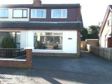 25 Archvale Park, Newtownabbey, Co. Antrim, BT36 6LL - Semi-Detached House / 3 Bedrooms, 1 Bathroom / £129,950