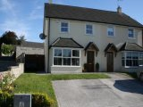 Ref 199 No. 2 The Close, College Wood, Mallow, Co. Cork - Semi-Detached House / 3 Bedrooms, 3 Bathrooms / €215,000