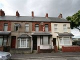 38 Shaw Street, Pims Avenue, Connswater, Belfast, Co. Down - Terraced House / 3 Bedrooms, 1 Bathroom / £95,000