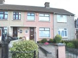 96 Lough Conn Road, Ballyfermot, Dublin 10, South Dublin City, Co. Dublin - Terraced House / 3 Bedrooms, 1 Bathroom / €130,000