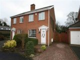 37 Muskett Court, Carryduff, Co. Down, BT8 8QJ - Semi-Detached House / 3 Bedrooms / £120,000