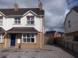 73 Carrigart Manor, Lurgan, Co. Armagh, BT65 5ES - Townhouse / 3 Bedrooms, 1 Bathroom / £98,950