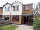 53 Brookdale Lawns, Rivervalley, Swords, North Co. Dublin - Semi-Detached House / 3 Bedrooms, 3 Bathrooms / €229,000