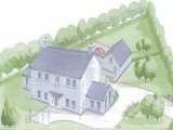 New Build At Maboy Road, New Build At Maboy Road, Portglenone, Co. Derry - Detached House / 4 Bedrooms, 1 Bathroom / £295,000