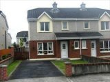 39 Bruach Na HAbhainn, Quin Road, Ennis, Co. Clare - Semi-Detached House / 3 Bedrooms / €125,000