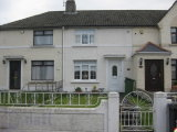 247 Cashel Road, Crumlin, Dublin 12, South Dublin City, Co. Dublin - Terraced House / 2 Bedrooms, 1 Bathroom / €125,000