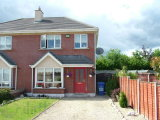 No. 21 The Green, Chapelstown Gate, Carlow Town, Co. Carlow - Semi-Detached House / 3 Bedrooms, 1 Bathroom / P.O.A