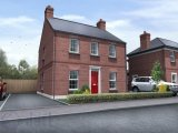 Site 12 Old Coach Hill, Ballygowan Road, Banbridge, Co. Down - Detached House / 4 Bedrooms / £162,500