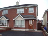 9 The Drive, Chapelstown Gate, Carlow, Co. Carlow - Semi-Detached House / 3 Bedrooms, 3 Bathrooms / €157,500