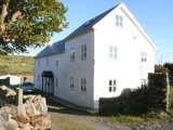 The Old House, Sheeauns, Cleggan, Connemara - Detached House / 5 Bedrooms, 3 Bathrooms / €349,950