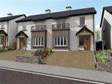 Baunoge, Loughrea, Co. Galway - Semi-Detached House / 3 Bedrooms, 3 Bathrooms / €215,000