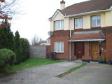 92 Foxborough Road, Lucan, West Co. Dublin - Semi-Detached House / 3 Bedrooms, 3 Bathrooms / €199,000