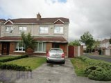 14 Bramblefield Walk, Clonee, Dublin 15, West Co. Dublin - Semi-Detached House / 3 Bedrooms, 3 Bathrooms / €150,000