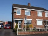 34 Cloverhill Avenue, Lisburn, Co. Antrim, BT27 5HW - Semi-Detached House / 3 Bedrooms, 1 Bathroom / £139,500