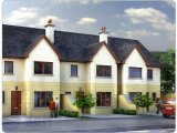 J 4, 'The Mews' , Castlepark, Mallow, Co. Cork - New Development / Group of 4 Bed End of Terrace Houses / €240,000