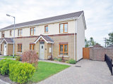 10 Air Park Court, Stocking Lane, Rathfarnham, Dublin 16, South Dublin City, Co. Dublin - Semi-Detached House / 3 Bedrooms, 3 Bathrooms / €310,000