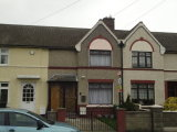40 Killala Road, Cabra, Dublin 7, North Dublin City, Co. Dublin - Terraced House / 2 Bedrooms, 2 Bathrooms / €150,000