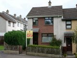 CARNTALL GARDENS, Antrim, Co. Antrim - End of Terrace House / 3 Bedrooms, 1 Bathroom / £75,000