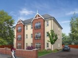 DONARD HALL, HILLSBOROUGH ROAD, Lisburn, Co. Antrim, BT28 1JN - Apartment For Sale / 2 Bedrooms, 1 Bathroom / £99,950