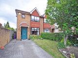 1 Glenbourne Close, Leopardstown, Dublin 18, South Co. Dublin - Semi-Detached House / 3 Bedrooms, 3 Bathrooms / €320,000