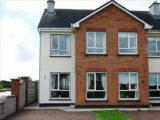 32 Lenabeag, Ennis, Co. Clare - End of Terrace House / 3 Bedrooms, 2 Bathrooms / €129,000