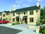 3 Bed Semi-detached - Type C, Glen Corrin, Watergrasshill, Co. Cork - New Development / Group of 3 Bed Semi-Detached Houses / €210,000