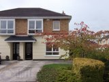 27 Riverwood Gardens, Castleknock, Dublin 15, West Co. Dublin - Semi-Detached House / 3 Bedrooms, 3 Bathrooms / €280,000