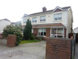 6 Earlsfort Gardens, Lucan, West Co. Dublin - Semi-Detached House / 3 Bedrooms, 3 Bathrooms / €195,000