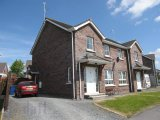 Hillcrest Crescent, Craigavon, Co. Armagh, BT65 5BJ - Semi-Detached House / 3 Bedrooms / £63,950