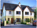 J 3, 'The Mews' , Castlepark, Mallow, Co. Cork - New Home / 3 Bedrooms, 3 Bathrooms, Semi-Detached House / €215,000
