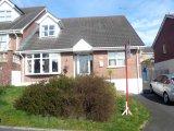 13 Lyndurst View, Ballygomartin, Belfast, Co. Antrim, BT13 3XT - Semi-Detached House / 3 Bedrooms, 2 Bathrooms / £185,000