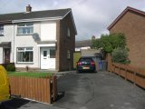36 LIMETREE AVENUE, Antrim, Co. Antrim, BT41 1NP - End of Terrace House / 3 Bedrooms, 1 Bathroom / £70,000