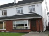 22 Ashbrook, Tullow, Co. Carlow - Semi-Detached House / 4 Bedrooms, 1 Bathroom / €259,000