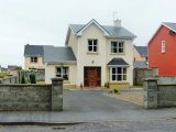 No. 5 Woodfield, Ballynoate, Kilrush, Co. Clare - Detached House / 4 Bedrooms, 1 Bathroom / €165,000