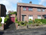 43 Kent Avenue, Larne, Co. Antrim - Semi-Detached House / 3 Bedrooms, 1 Bathroom / £84,950