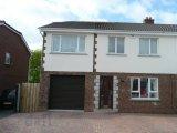 16 Abbeycroft Gardens, Newtownabbey, Co. Antrim, BT37 0YH - Terraced House / 4 Bedrooms, 1 Bathroom / £159,950