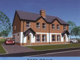 Site 6 Grasmere, Coleraine, Co. Derry, BT52 2DJ - Semi-Detached House / 3 Bedrooms, 1 Bathroom / £135,000