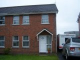26 Knocknashane Meadows, Lurgan, Co. Armagh, BT66 7GA - Semi-Detached House / 3 Bedrooms, 1 Bathroom / £127,950