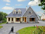 Knockbane, Moycullen, Co. Galway - Detached House / 5 Bedrooms, 5 Bathrooms / €450,000