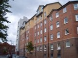 5 College Gate, 29 College Square North, Belfast City Centre, Belfast, Co. Antrim, BT1 6AS - Apartment For Sale / 3 Bedrooms, 1 Bathroom / £115,000