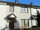 17 Brookvale Walk, Lurgan, Co. Armagh - Terraced House / 3 Bedrooms, 2 Bathrooms / £72,500