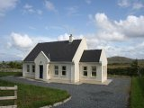 3 Bed Detached, Glenveagh Cottages, Gortnaleck, Creeslough, Co. Donegal - New Home / 3 Bedrooms, 1 Bathroom, Detached House / €165,000