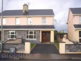 22 Bruhenny, Churchtown, Mallow, Churchtown, Co. Cork - Semi-Detached House / 3 Bedrooms, 1 Bathroom / €110,000