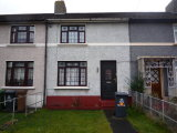 91 St Jarlath Road, Cabra, Dublin 7, North Dublin City, Co. Dublin - Terraced House / 2 Bedrooms, 1 Bathroom / €125,000