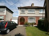 66 Slieve Rua Drive, Stillorgan, South Co. Dublin - Semi-Detached House / 3 Bedrooms, 2 Bathrooms / €349,000