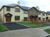 House Type E, Ardkill Place, Ballinagh, Co. Cavan - New Development / Group of 3 Bed Townhouses / €100,000