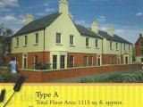 Type A,site 4, 23, Barley Hill, Barley Hill, Limavady, Co. Derry - New Development / Group of 3 Bed Semi-Detached Houses / £119,950
