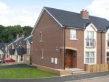 B Type (sites 113, 114, 115), DRUMMOND MANOR, Limavady, Co. Derry - New Development / Group of 3 Bed Semi-Detached Houses / £119,950