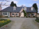 Rathvarrin, Tullow, Co. Carlow - Detached House / 6 Bedrooms, 3 Bathrooms / €495,000